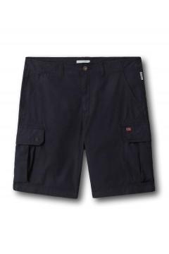 Napapijri NA4F9U Noto 4 Bermuda Uomo 6 Tasche Blu Marine Pantaloni e Shorts NA4F9U