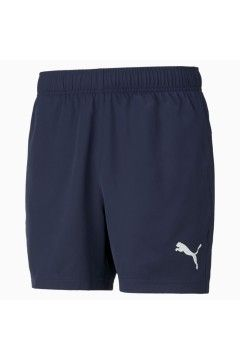 Puma 586728 Active Woven Shorts Uomo Blu Pantaloni e Shorts 58672806