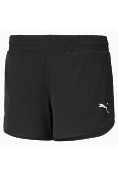 Puma 586862 Active Woven Shorts Donna Nero Pantaloni e Shorts 58686201