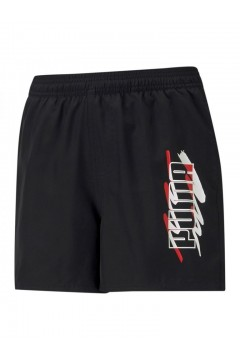 Puma 586978 Summer Shorts Bambino Nero Abbigliamento Bambino 58697801