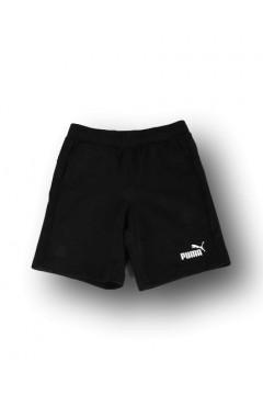 Puma 586971 Essential Jersey Shorts Bambino Nero Abbigliamento Bambino 58697101