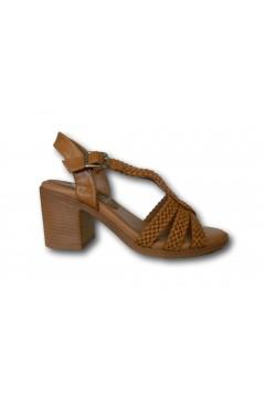 XTI 42337 Sandali Donna con Tacco Medio Cuoio Sandali XTI42337CU