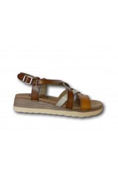 XTI 42715 Sandali Donna Zeppa Bassa Cuoio Multicolor Sandali XTI42715CU