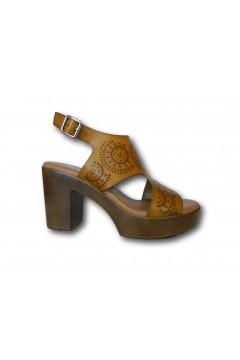 XTI 42706 Sandali Donna con Tacco Medio Giallo Sandali XTI42706GLL