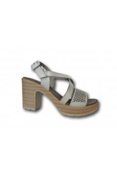 XTI 49858 Sandali Donna con Tacco Medio Beige Sandali XTI49858BEIGE