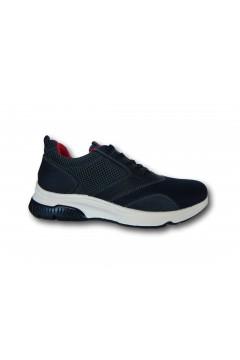 IMAC 702320 Scarpe Uomo Sneakers Stringate Made in Italy Blu Sneakers IMAC702320BLU