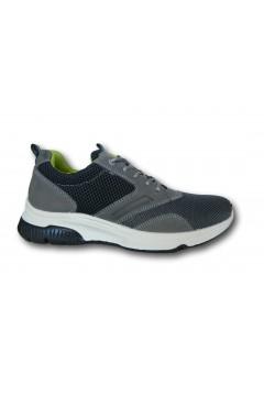 IMAC 702320 Scarpe Uomo Sneakers Stringate Made in Italy Grigio Sneakers IMAC702320GR