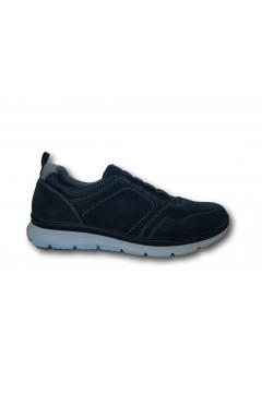 IMAC 702131 Scarpe Uomo Sneakers Slip On Made in Italy Blu Casual IMAC702131BLU