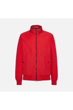Geox M0220D M Vincit Short Jacket Summer Rosso Giacche M0220DT2473F7187