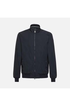 Geox M0220D M Vincit Short Jacket Blu Notte Giacche M0220DT2473F4386