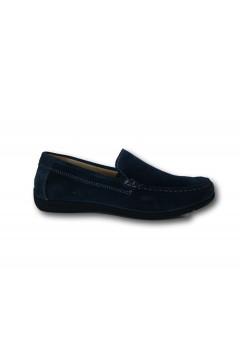 IMAC 700501 Scarpe Uomo Mocassini Made in Italy Blu Mocassini IMAC700501BLU