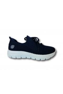 Laura Azana 24506 Scarpe Donna Sneakers Slip On Memory Foam Blu Francesine e Sneakers LA24506BLU
