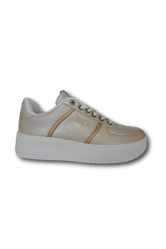Enrico Coveri 118750 Scarpe Donna Sneakers Stringate Platform Rosa Francesine e Sneakers EC11875004RS