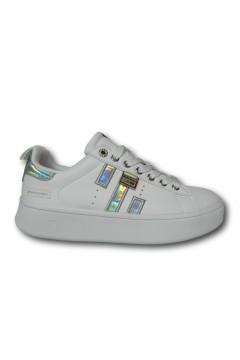 Enrico Coveri 117720 Scarpe Donna Sneakers Stringate Bianco Francesine e Sneakers EC11772001BIA