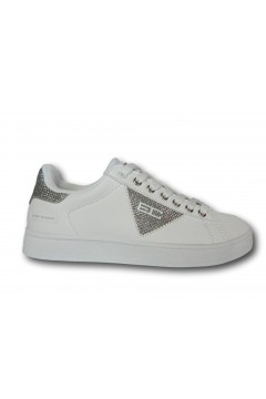 Enrico Coveri 117710 Scarpe Donna Sneakers Stringate Bianco Francesine e Sneakers EC11771001BIA