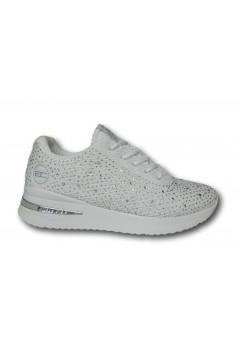 Enrico Coveri 115405 Scarpe Donna Sneakers Stringate Bianco  Francesine e Sneakers EC115405BIA