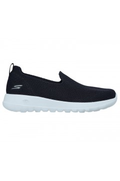 SKECHERS 124187 BKW Go Walk Joy Scarpe Donna Sneakers Air Cooled Goga Mat Nero Francesine e Sneakers 124187BKWNR