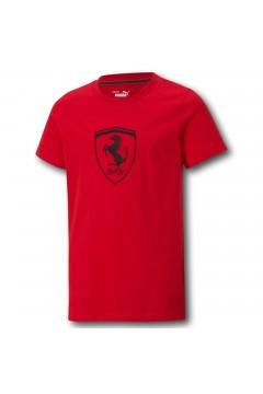 Puma 599859 Ferrari Race Kids T-Shirt Bambino Rosso Abbigliamento Bambino 59985902