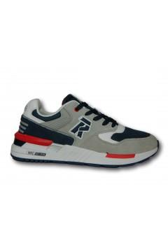 RIFLE 113805 CALVIN Scarpe Uomo Sneakers Grigio  Sneakers RFM11380GR