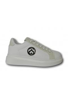 Solo Soprani PS3X Scarpe Donna Sneakers Stringate Bianco Francesine e Sneakers SSPS3XBIA