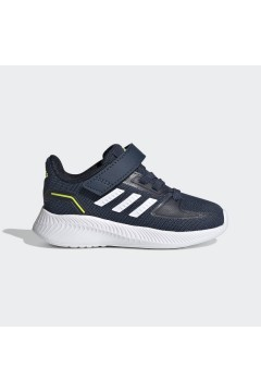Adidas FZ0096 Runfalcon 2.0 I Scarpe da Ginnastica Tennis Blu Abbigliamento Bambino FZ0096BLU