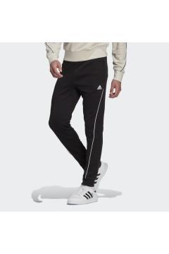 Adidas GK9483 Pantaloni Uomo M FAVS Q1 PT1 Cotone Garzato Nero Pantaloni e Shorts GK9483