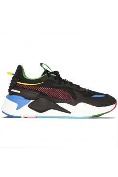 Puma 381821 02 RS-X INTL GAME Scarpe Uomo Sneakers Soft Foam Nero Scarpe Sport P38182102NR