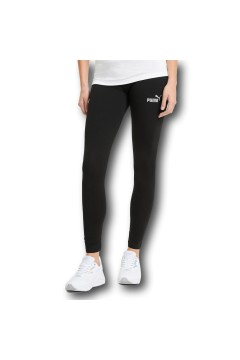 Puma 586835 Leggings Essential Puma Black Nero Abbigliamento Sportivo 58683501