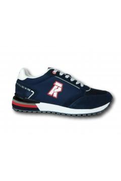 RIFLE 113715 U2 NYLON Scarpe Uomo Sneakers Blu  Sneakers RFM113715BLU