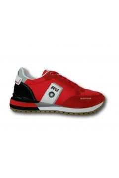 RIFLE 113720 NEW BLAKE Scarpe Uomo Sneakers Rosso Sneakers RFM113720RSS