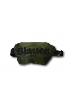 Blauer Carter 05 Marsupio Unisex 28 x 17 x 8 cm Nylon Military Green  Borse e Tracolle CARTER05MG