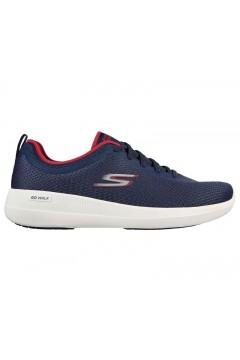 SKECHERS 216142 NVRD Scarpe Uomo Sneakers Memory Foam Good Year Blu Scarpe Sport SK216142NVRD