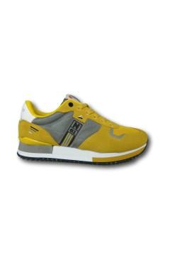 Navigare 113510 REMI Scarpe Uomo Sneakers Giallo Sneakers NAM113510GLL