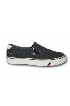Navigare 110040 GIN STONE WASH Scarpe Uomo Mocassini Blu Sneakers NAM110040BLU