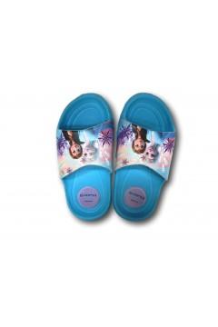 FROZEN II FPP838399 Ciabatte Bambina Mare Piscina Casa Frozen Azzurro  Scarpe Bambina FPP838399AZ