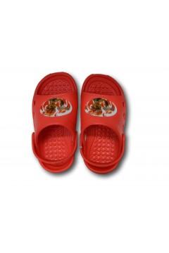 GORMITI GRP043399 Ciabatte Bambino a Fascia Gormiti Rosso Scarpe Bambino GRP043399RS