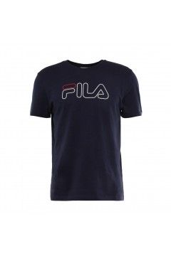 Fila 683332 Teens Boys Juleon Graphic Tee T-Shirt Bambino Mezza Manica Blu Abbigliamento Bambino FL683332170
