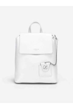 Gattinoni Roma Zainetto Petra Backpack Bag Bianco Borse BENPD7869WVP800