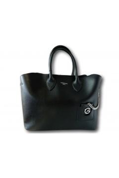 Gattinoni Roma Petra Handle Bag Nero Borse BENPD7866WVP000