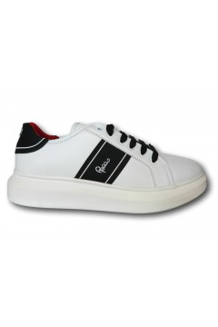 ROCCOBAROCCO N.13.2 Scarpe Uomo Sneakers Oversize Bianco Sneakers RBN132BIA