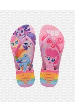 Havaianas Kids Slim My Little Pony 4144514 Infradito Rosa Scarpe Bambina 41445145217