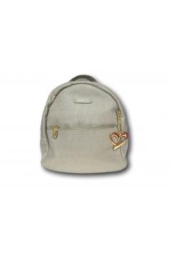 Naj-Oleari 61489 Cuore 2 Zainetto Backpack Beige Borse 61489C2RS