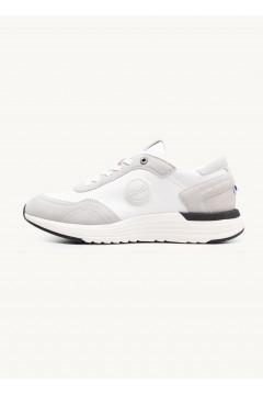 COLMAR DARREN TONES 207 Sneakers Uomo Stringate Bianco Sneakers CLDARRENTONES207