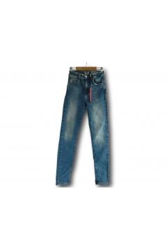 LTB 51362 Miniel Raisa Wash Jeans Donna Blu Pantaloni e Shorts LTB51362BLU