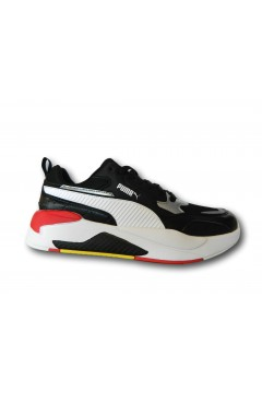 Puma 306553 04 FERRARI Race X-Ray 2 Scarpe Uomo Sneakers Soft Foam Nero Scarpe Sport P30655304NR