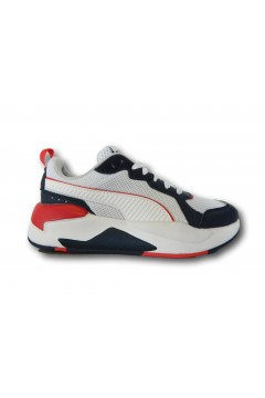 Puma 372920 13 X-Ray JR Scarpe Ragazzo Sneakers Stringate Bianco  Scarpe Bambina P37292013BIA