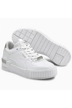Puma 375050 01 Cali Sport Metallic Wn's Scarpe Donna Sneakers Platform Bianco  Francesine e Sneakers P37505001BIA