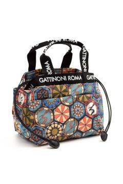 Gattinoni Roma BENTF7684WIPM06 Borsa Teodosia Easy Chic Multicolor Borse BENTF7684WIPM06