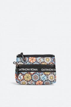 Gattinoni Roma BENTF7689WIPM06 Pochtte Cosmetic Case Nylon Easy Chic Multicolor Borse BENTF7689WIPM06
