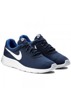 Nike 812654 Tanjun Scarpe da Ginnastica Running Uomo Blu Scarpe Sport 812654414
